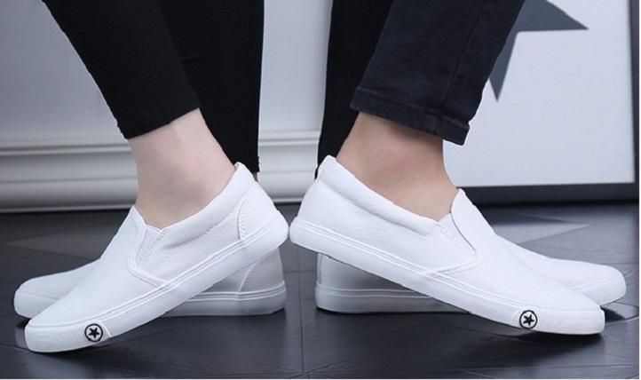 Kết quả hình ảnh cho Chọn giày lười nam thể thao cho các chàng năng động