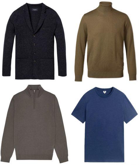 chất liệu giữ ấm tốt cho mùa đông Merino Wool