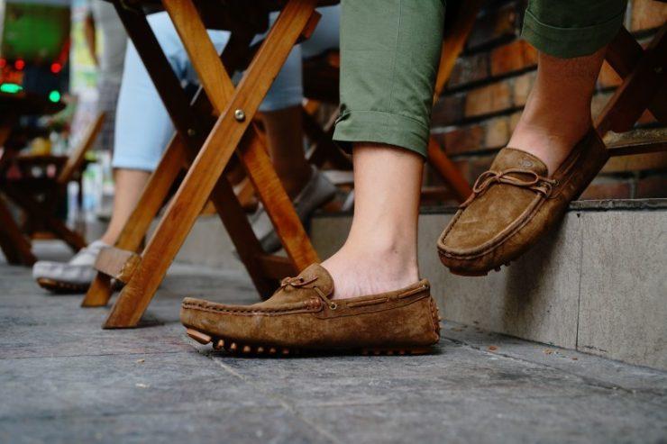 Giày vải nam đẹp kiểu dáng trẻ trung